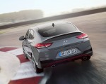 2019 Hyundai i30 Fastback N Rear Three-Quarter Wallpapers 150x120 (6)