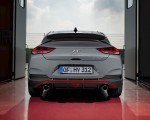 2019 Hyundai i30 Fastback N Rear Wallpapers 150x120 (17)