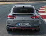 2019 Hyundai i30 Fastback N Rear Wallpapers 150x120 (7)