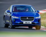 2019 Jaguar I-PACE (Color: Cesium Blue) Front Wallpapers 150x120