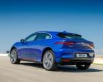 2019 Jaguar I-PACE (Color: Cesium Blue) Rear Three-Quarter Wallpapers 150x120