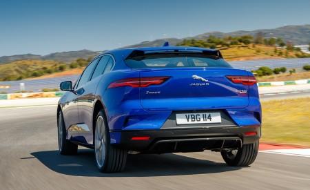 2019 Jaguar I-PACE (Color: Cesium Blue) Rear Wallpapers 450x275 (124)