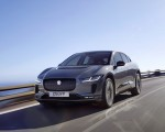2019 Jaguar I-PACE (Color: Corris Grey) Front Three-Quarter Wallpapers 150x120