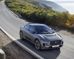2019 Jaguar I-PACE (Color: Corris Grey) Front Three-Quarter Wallpapers 150x120