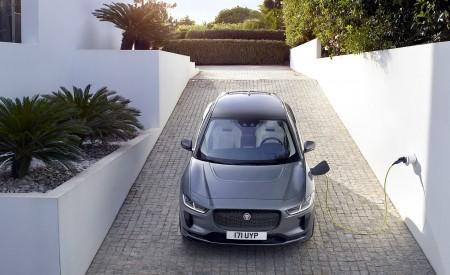 2019 Jaguar I-PACE (Color: Corris Grey) Front Wallpapers 450x275 (111)