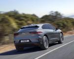 2019 Jaguar I-PACE (Color: Corris Grey) Rear Three-Quarter Wallpapers 150x120