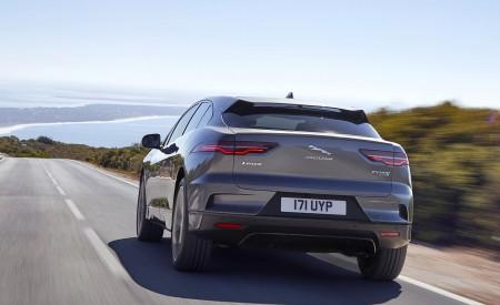 2019 Jaguar I-PACE (Color: Corris Grey) Rear Wallpapers 450x275 (104)
