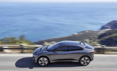2019 Jaguar I-PACE (Color: Corris Grey) Side Wallpapers 450x275 (105)