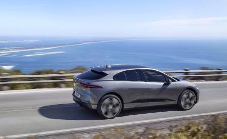 2019 Jaguar I-PACE (Color: Corris Grey) Side Wallpapers 450x275 (107)