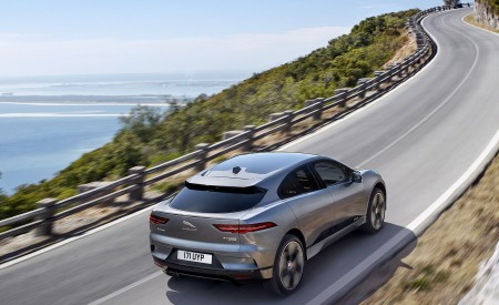 2019 Jaguar I-PACE (Color: Corris Grey) Top Wallpapers 450x275 (108)