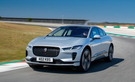 2019 Jaguar I-PACE (Color: Indus Silver) Front Wallpapers 450x275 (144)