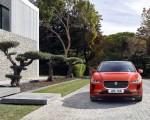 2019 Jaguar I-PACE (Color: Photon Red) Front Wallpapers 150x120