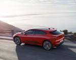 2019 Jaguar I-PACE (Color: Photon Red) Rear Three-Quarter Wallpapers 150x120
