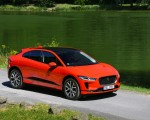 2019 Jaguar I-PACE EV400 AWD HSE First Edition (Color: Photon Red) Front Three-Quarter Wallpapers 150x120 (44)