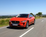2019 Jaguar I-PACE EV400 AWD HSE First Edition (Color: Photon Red) Front Three-Quarter Wallpapers 150x120 (20)