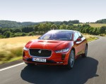 2019 Jaguar I-PACE EV400 AWD HSE First Edition (Color: Photon Red) Front Three-Quarter Wallpapers 150x120 (2)