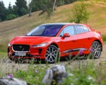 2019 Jaguar I-PACE EV400 AWD HSE First Edition (Color: Photon Red) Front Three-Quarter Wallpapers 150x120 (46)