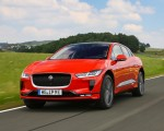 2019 Jaguar I-PACE EV400 AWD HSE First Edition (Color: Photon Red) Front Three-Quarter Wallpapers 150x120 (36)