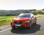 2019 Jaguar I-PACE EV400 AWD HSE First Edition (Color: Photon Red) Front Three-Quarter Wallpapers 150x120 (3)