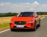2019 Jaguar I-PACE EV400 AWD HSE First Edition (Color: Photon Red) Front Wallpapers 150x120 (5)