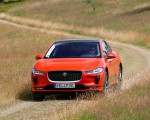 2019 Jaguar I-PACE EV400 AWD HSE First Edition (Color: Photon Red) Front Wallpapers 150x120