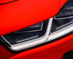 2019 Jaguar I-PACE EV400 AWD HSE First Edition (Color: Photon Red) Headlight Wallpapers 150x120