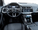2019 Jaguar I-PACE EV400 AWD HSE First Edition (Color: Photon Red) Interior Cockpit Wallpapers 150x120