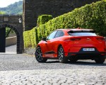 2019 Jaguar I-PACE EV400 AWD HSE First Edition (Color: Photon Red) Rear Three-Quarter Wallpapers 150x120 (50)
