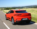 2019 Jaguar I-PACE EV400 AWD HSE First Edition (Color: Photon Red) Rear Three-Quarter Wallpapers 150x120 (29)