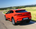 2019 Jaguar I-PACE EV400 AWD HSE First Edition (Color: Photon Red) Rear Three-Quarter Wallpapers 150x120 (18)