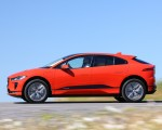 2019 Jaguar I-PACE EV400 AWD HSE First Edition (Color: Photon Red) Side Wallpapers 150x120 (42)