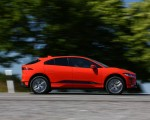 2019 Jaguar I-PACE EV400 AWD HSE First Edition (Color: Photon Red) Side Wallpapers 150x120 (32)