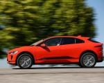2019 Jaguar I-PACE EV400 AWD HSE First Edition (Color: Photon Red) Side Wallpapers 150x120 (34)
