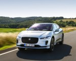 2019 Jaguar I-PACE EV400 AWD S (Color: Yulong White) Front Wallpapers 150x120