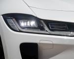 2019 Jaguar I-PACE EV400 AWD S (Color: Yulong White) Headlight Wallpapers 150x120