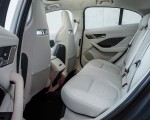 2019 Jaguar I-PACE EV400 AWD S (Color: Yulong White) Interior Rear Seats Wallpapers 150x120