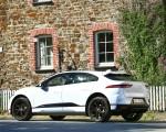2019 Jaguar I-PACE EV400 AWD S (Color: Yulong White) Rear Three-Quarter Wallpapers 150x120