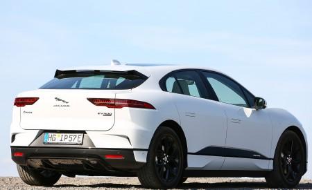 2019 Jaguar I-PACE EV400 AWD S (Color: Yulong White) Rear Three-Quarter Wallpapers 450x275 (177)