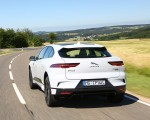 2019 Jaguar I-PACE EV400 AWD S (Color: Yulong White) Rear Wallpapers 150x120
