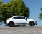 2019 Jaguar I-PACE EV400 AWD S (Color: Yulong White) Side Wallpapers 150x120
