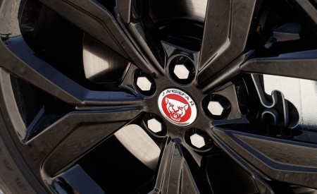 2019 Jaguar I-PACE EV400 AWD S (Color: Yulong White) Wheel Wallpapers 450x275 (184)