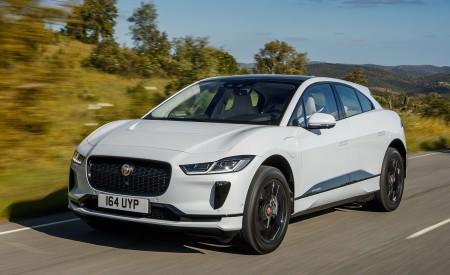 2019 Jaguar I-PACE Front Three-Quarter Wallpapers 450x275 (150)