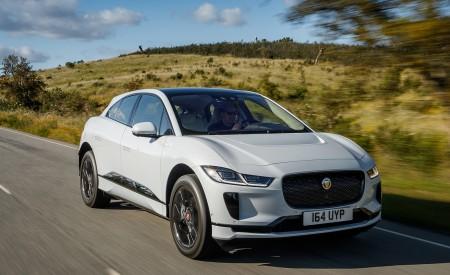 2019 Jaguar I-PACE Front Three-Quarter Wallpapers 450x275 (152)