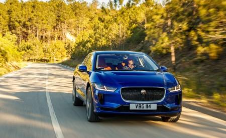 2019 Jaguar I-PACE Front Wallpapers 450x275 (135)