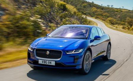 2019 Jaguar I-PACE Front Wallpapers 450x275 (125)
