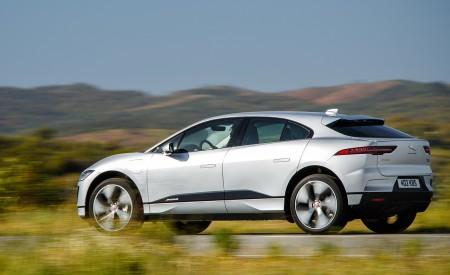 2019 Jaguar I-PACE Rear Three-Quarter Wallpapers 450x275 (156)