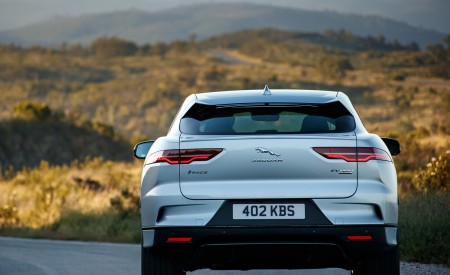 2019 Jaguar I-PACE Rear Wallpapers 450x275 (157)