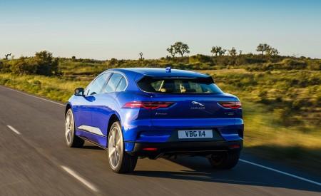 2019 Jaguar I-PACE Rear Wallpapers 450x275 (137)