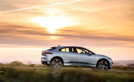 2019 Jaguar I-PACE Side Wallpapers 450x275 (158)
