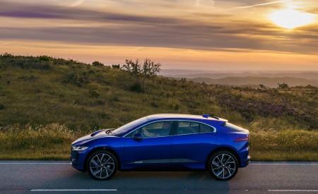 2019 Jaguar I-PACE Side Wallpapers 450x275 (138)
